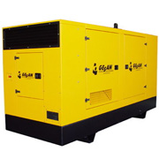 Дизельные генераторы | GESAN DVS 140