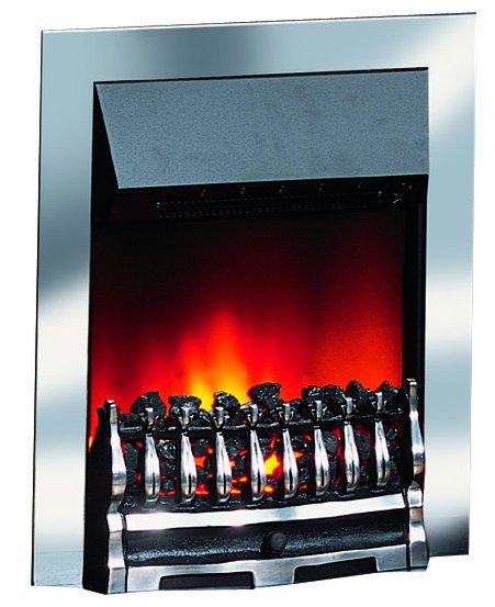 Акции | DIMPLEX Wynford chrome электрический камин