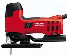 Оборудование для резки и шлифовки | HILTI WSJ 850-EB