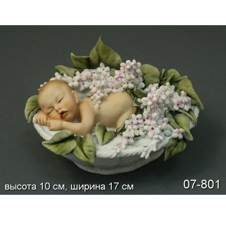 """Схема вышивки  """"Младенец5 """": таблица цветов."""