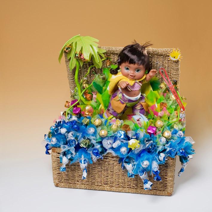 Букет из конфет своими руками ребенку на день рождения
