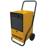 Промышленные и полупромышленные осушители воздуха | MASTER DH 26