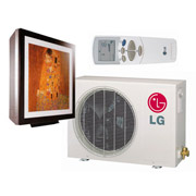 Сплит-системы | LG A09AW1 Inverter Art Cool Gallery