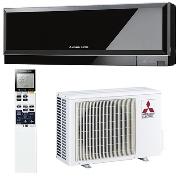 Сплит-системы | Mitsubishi Electric MSZ-EF25VEB/MUZ-EF25VE R410a Design Inverter (black)