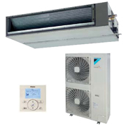Канальные кондиционеры | Daikin FBQ100C8/RQ100BV  Inverter