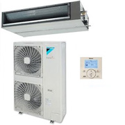 Канальные кондиционеры | Daikin FBQ125C8/RZQG125LV/LY Seasonal Smart Inverter