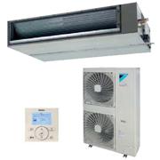 Канальные кондиционеры | Daikin FDQ125C/RR125B холод