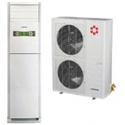 Колонные и шкафные полупромышленные кондиционеры | Kentatsu KSFU120XFAN3/KSRU120HFAN3