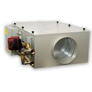 Компактные приточные установки | Breezart 1000 Cool-W 18 - 380/3 (со смесит. узлом)