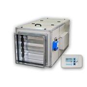 Компактные приточные установки | Breezart 4500 Lux Inverter 30 - 380/3