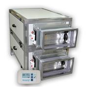 Компактные приточно-вытяжные установки | Breezart 1200 RR (роторный)