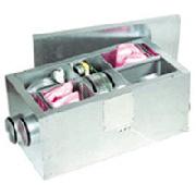 Компактные приточно-вытяжные установки | Ostberg HERU CT16R-HE 2