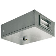 Компактные приточные установки | Systemair TA 1500 EL (12 kWt с автоматикой)