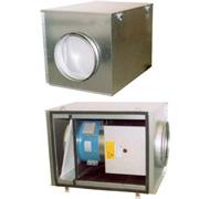 Компактные приточные установки | Systemair TLP 125/1200