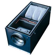 Компактные приточные установки | Systemair TLPW 315 с водяным нагревом