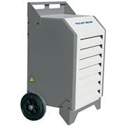 Промышленные и полупромышленные осушители воздуха | Polar Bear MBH 25А