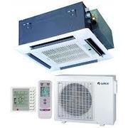 Кассетные кондиционеры Gree GKH30K3B1I / GUHN30NK3A1O: Описание товара, заказ и отзывы.