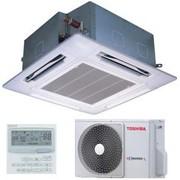 Кассетные кондиционеры | Toshiba RAV-SM1404UT-E / RAV-SM1403AT-E / RBC-U31PG(W)-E / RBC-AMS41E