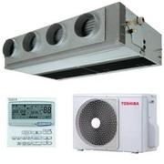Канальные кондиционеры | Toshiba RAV-SM804BT-E / RAV-SM803AT-E