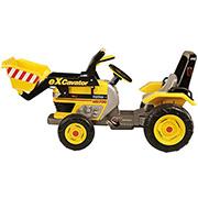 Педальные автомобили | Peg Perego Maxi Excavator (IGCD0552)