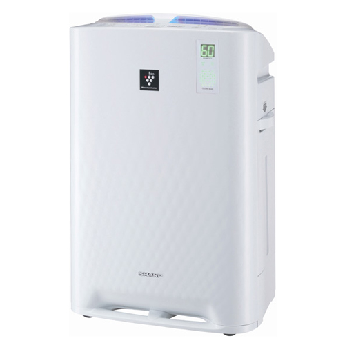 Бытовые воздухоочистители (акция) | Очиститель воздуха Sharp KC-A51R W
