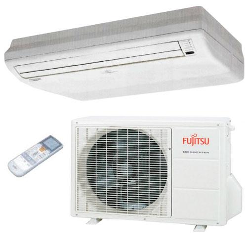 Напольно-потолочные полупромышленные кондиционеры | Fujitsu ABYF24LBT/AOYA24LALL Inverter
