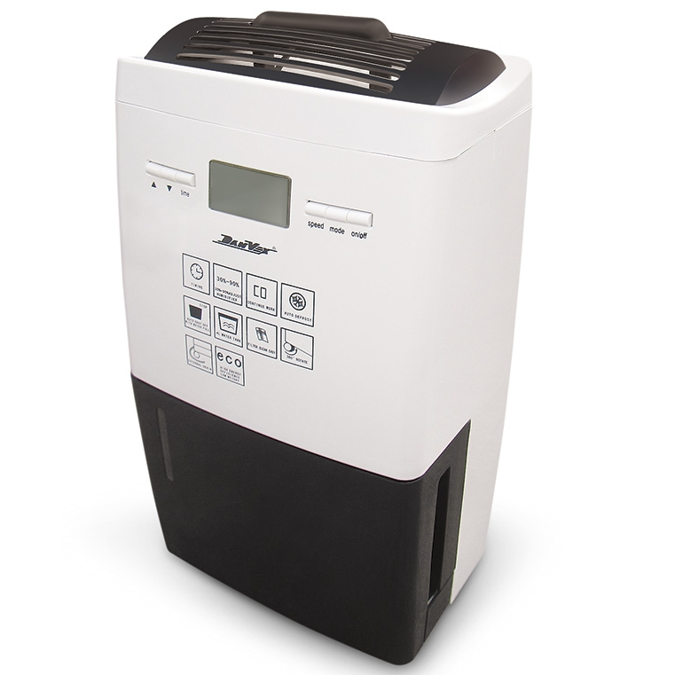 Бытовые осушители воздуха | Бытовой осушитель воздуха DanVex DEH 290h