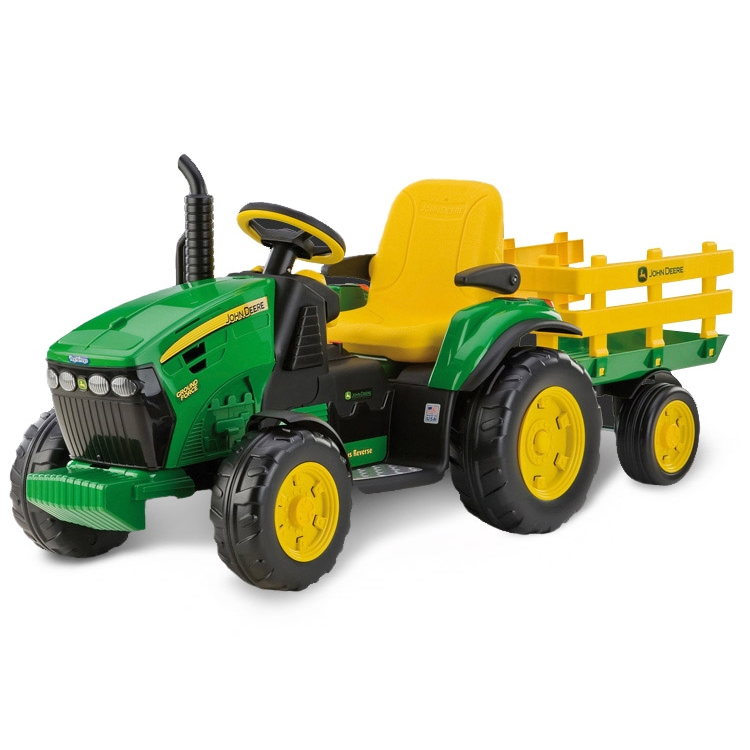 | Детский электромобиль Peg-Perego JD Ground Force (IGOR0047)