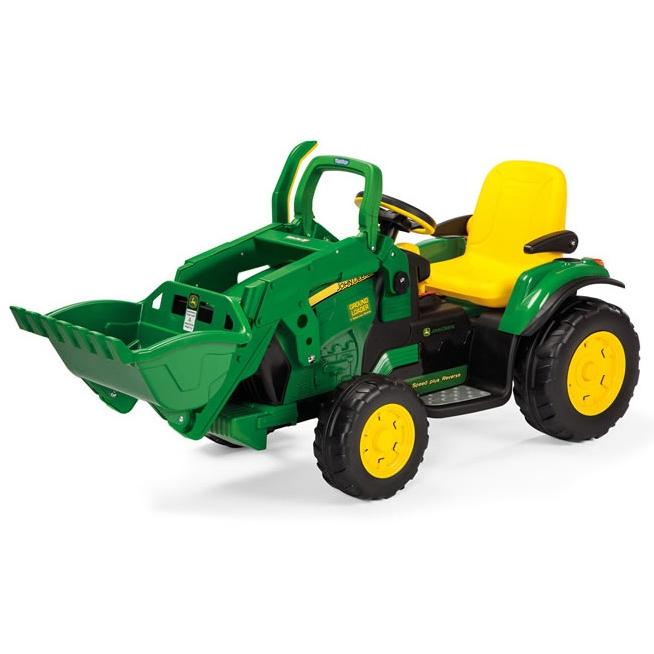 | Детский электромобиль Peg-Perego JD Ground Loader (IGOR0068)
