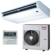 Напольно-потолочные полупромышленные кондиционеры | Toshiba RAV-SM1404CT-E / RAV-SM1403AT-E / RBC-AMS41E