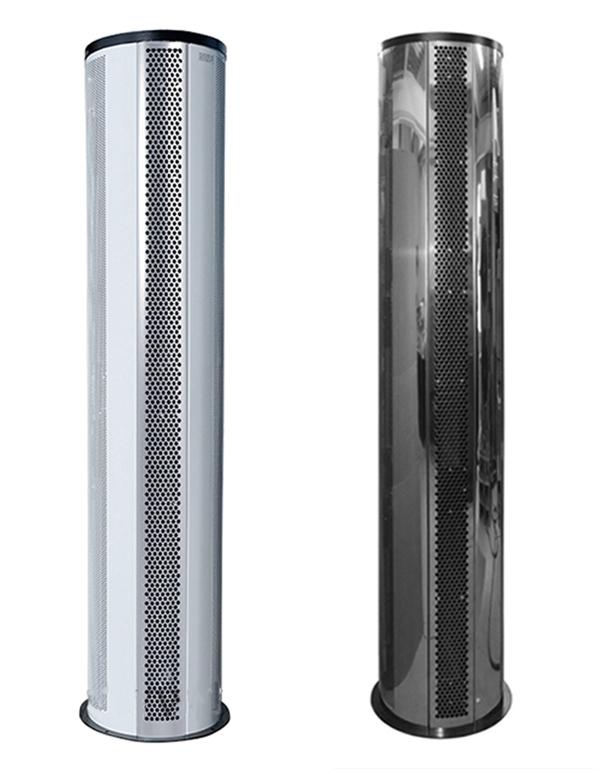 Тепловое оборудование Тепломаш | Тепломаш КЭВ-18П6041Е нержавейка 600 «Колонна» тепловая завеса электрическая (нержавейка)