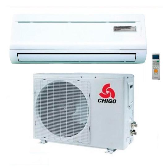 Сплит-системы | Chigo CS/CU-21H3A-B81 сплит-система настенная