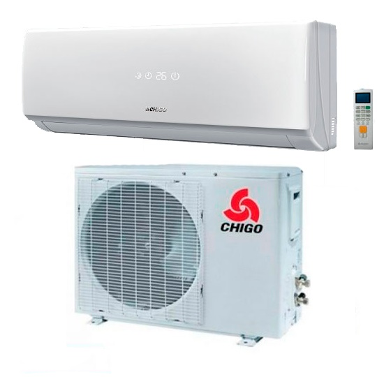 Сплит-системы | Chigo CS/CU-25H3A-V147 сплит-система настенная