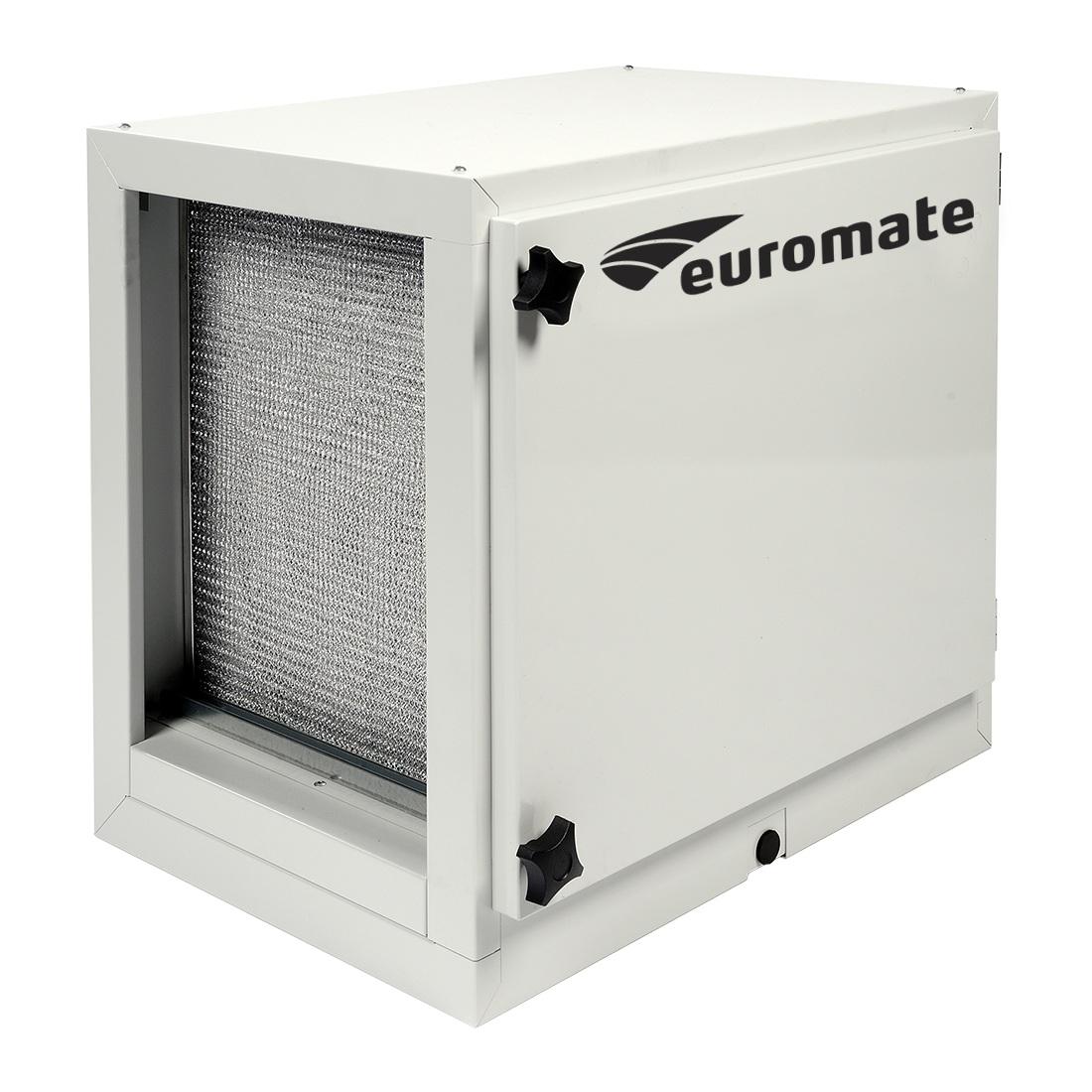 Профессиональные воздухоочистители | Воздухоочиститель Euromate (Plymovent) SFС-25