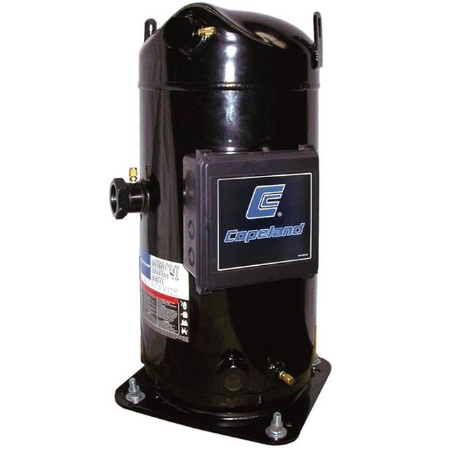 Спиральные компрессоры | Copeland Scroll ZR 34 KH PFJ 522 компрессор спиральный, фреон R22, 220V