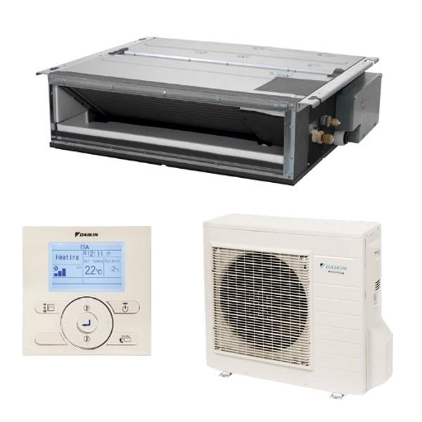 Канальные кондиционеры | Daikin FDXS50F9/RXS50L канальная сплит-система