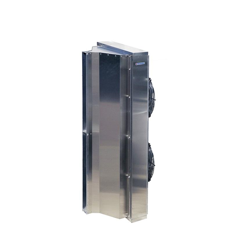 Тепловое оборудование Тепломаш | Тепломаш КЭВ-П5061А нержавейка 500 IP 54 воздушная завеса без нагрева (нержавейка)