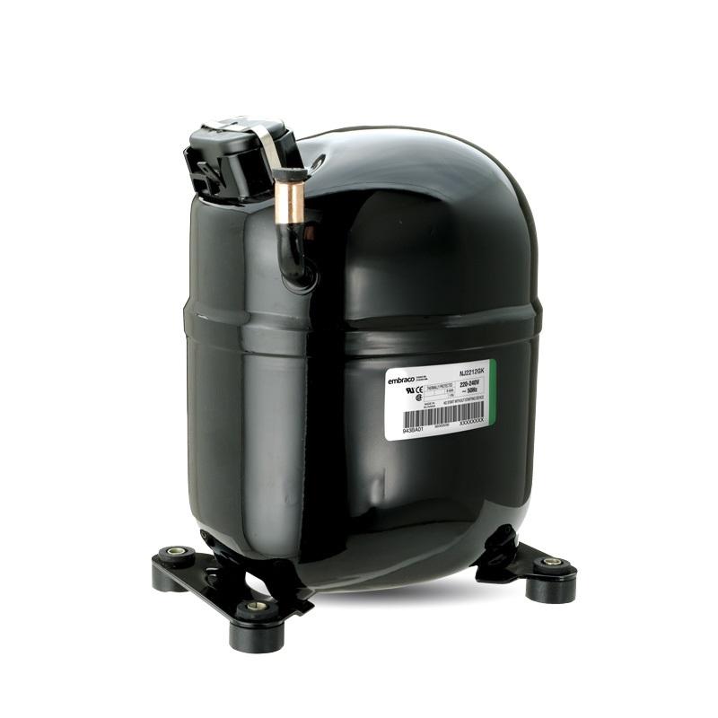 Поршневые компрессоры  | EMBRACO ASPERA NJ 9238 GK компрессор поршневой, фреон R-404A, 220V