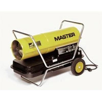 Тепловое оборудование Master | MASTER B 100 CED
