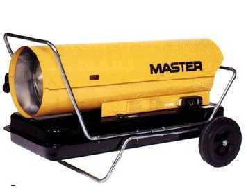 Тепловое оборудование Master | MASTER B 360
