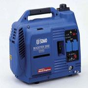 Бензиновые генераторы | SDMO Booster 2000 (инветрор)