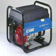 Бензиновые генераторы   SDMO SH 4000