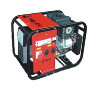 Бензиновые генераторы | GESAN G 5 TF V (ручной пуск)