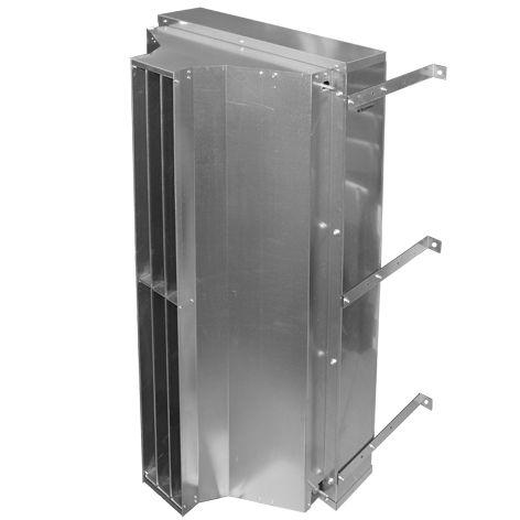 Тепловое оборудование Тепломаш | Тепломаш КЭВ-П7020А тепловая завеса (сталь)