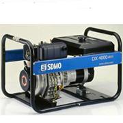 Дизельные генераторы | SDMO DX 4000 E