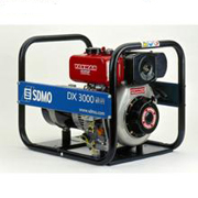 Дизельные генераторы | SDMO DX 3000