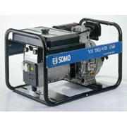 Дизельные генераторы | SDMO VX 180/4 DE