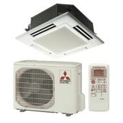 Кассетные кондиционеры | Mitsubishi Electric SLZ-KA50VA/ MUZ-GC50VA
