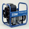 Бензиновые генераторы | SDMO Phoenix 3000: Описание товара, заказ и отзывы