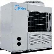 Модульные чиллеры с воздушным типом охлаждения конденсатора от Midea.